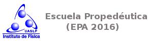 Escuela Propedéutica 2016